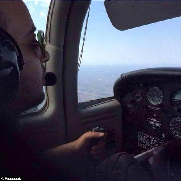 The FBI is investigating claims Jordanian student pilot Feras M. Freitekh intentionally crashed a light aircraft, killing himself and injuring three others