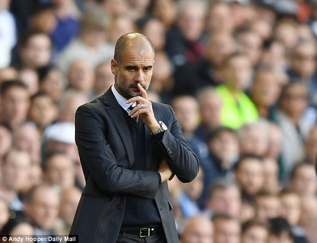Image result for 'When you play badly and you lose, they kill you' - Guardiola