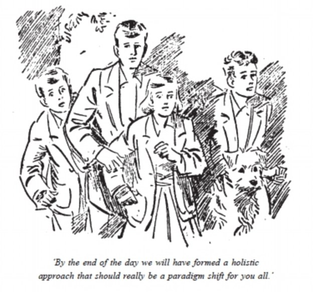 Jolly japes and lashings of irony! The Famous Five take on