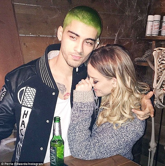 Perrie Edwards Confessed That Split With Zayn Malik Left