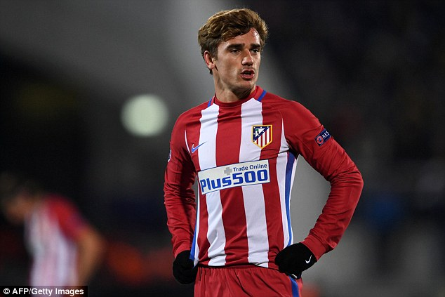 Griezmann is a vital figure for both Atletico and France with his goals and creativity