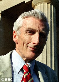 The project has gained backing from eminent scientists, including physicist Stephen Hawking and cosmologist Martin Rees (pictured)