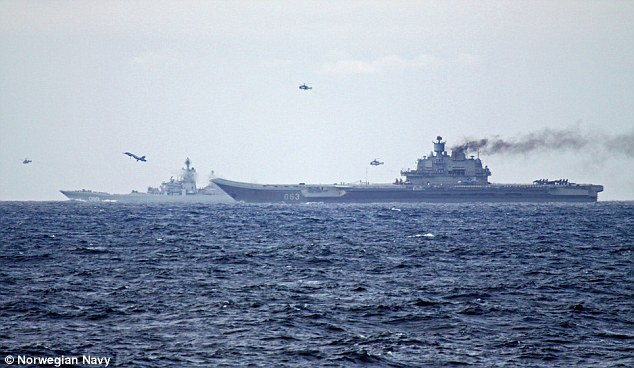 The Royal Navy was placed on red alert after it emerged Russia was sailing a fleet of warships along the British coast en route to Syria