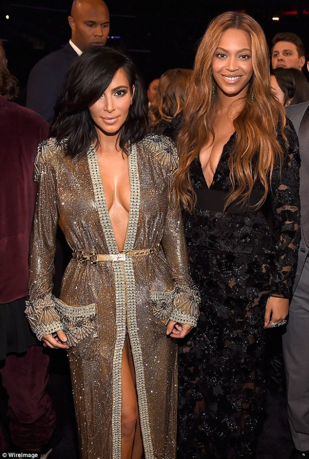 Icy: Beyonce 'never genuinely liked' Kim Kardashian, a source told Page Six on Wednesday