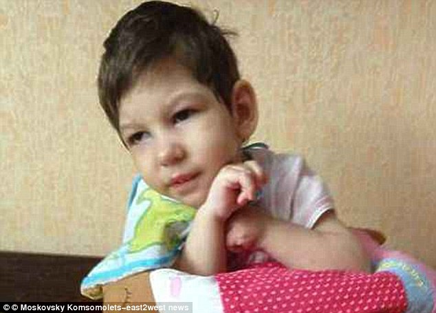 The Uzbek babysitter claimed God ordered her to kill Anastasia Meshcheryakova (pictured), four, but prosecutors in her case are not expected to submit evidence to suggest she is an extremist