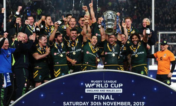 Funding for 2021 rugby league world cup confirmed as