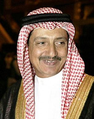 Tycoon Bakr Mohammed bin Laden, aged 68
