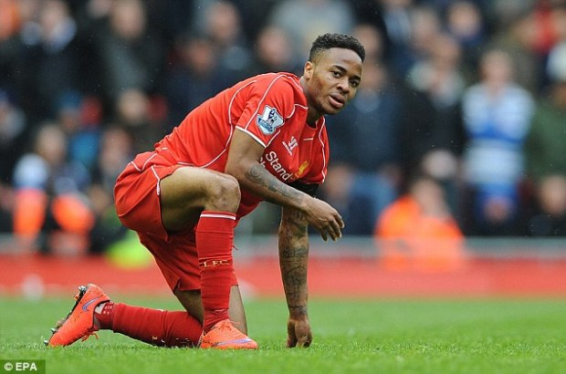 Sterling joined Liverpool in 2010 after coming through the ranks at QPR but quit last summer