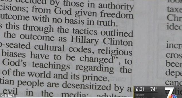 Catholic parish bulletin tells believers it's a mortal sin