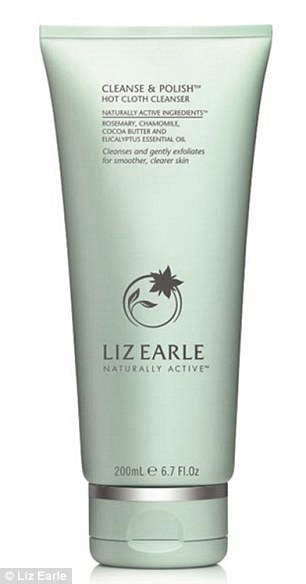 The Liz Earle 'Cleanse & Polish Hot Cloth Cleanser' has won more than 100 awards