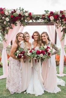 Audrina Patridge Wedding Dress