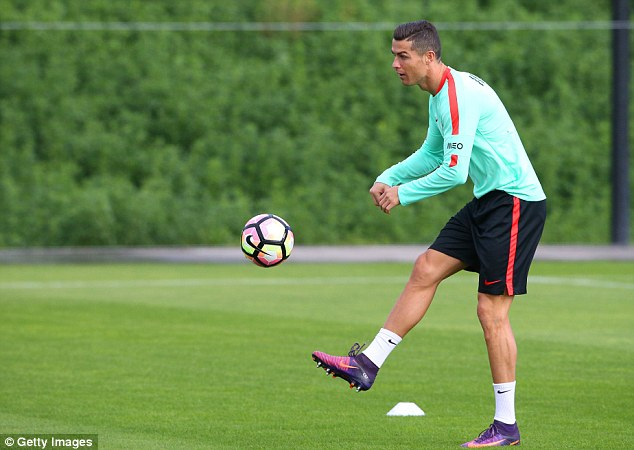 It is sure to see Ronaldo increase the £14.1million-a-year he banked previously with Nike