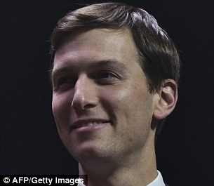 Jared Kushner, owner of the New York Observer