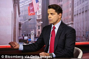 Anthony Scaramucci, founder of SkyBridge Capital