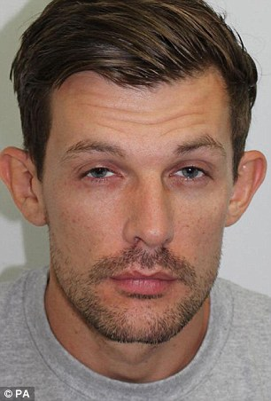 James Whitlock fled Pentonville on Monday. He is still at large.
