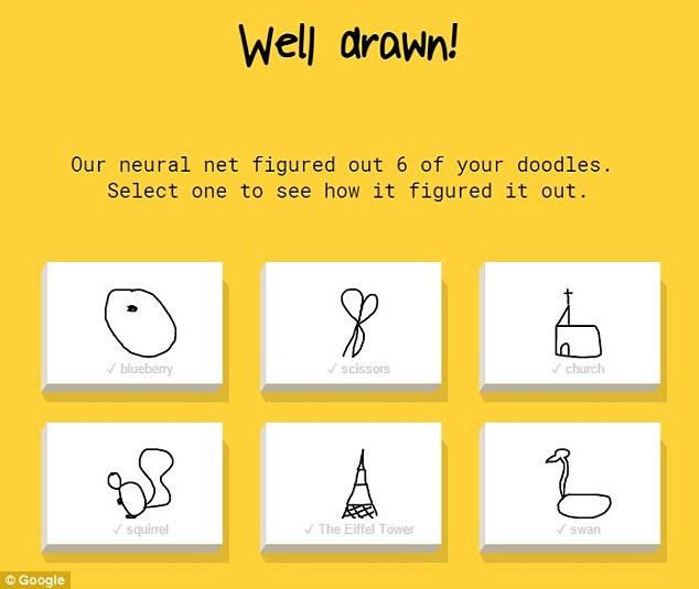 google game quick draw