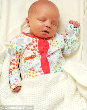 Five-day-old Elsie Temple was punched in the face in front of her horried mother Amy Duc