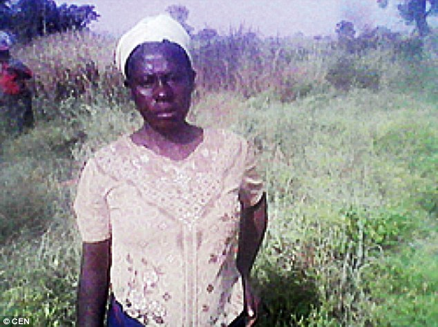 Devastated motherCecilia Emberga Agammbuee has called for the monsters who killed her children to be caught