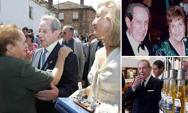 Corona founder Antonino Fernández makes hometown villagers millionaires in will