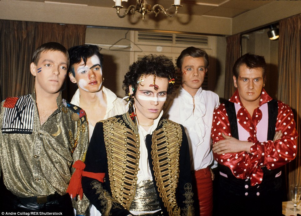 Adam and the Ants Chris Merrick Hughes puts 5bedroom