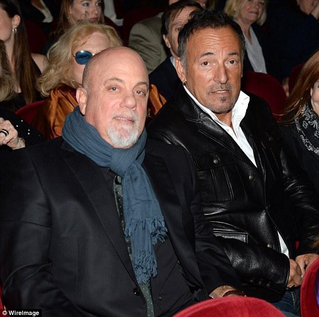 Billy Joel Admits He Built Bruce Springsteens Faulty