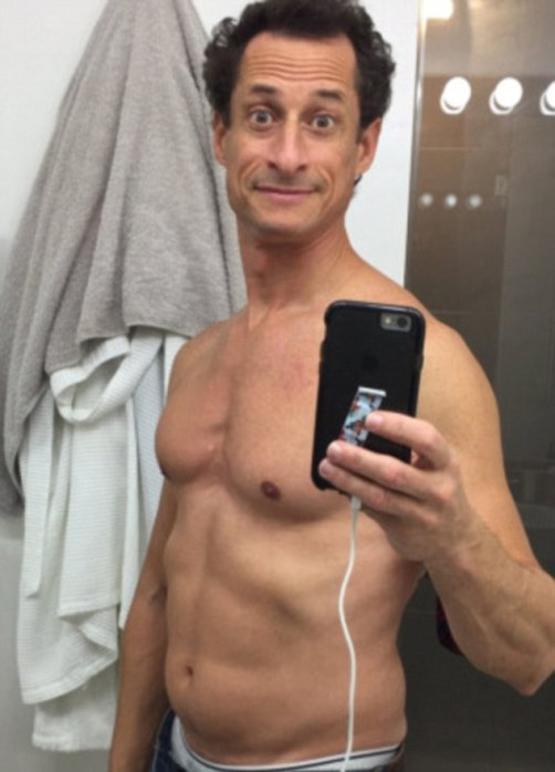 Image result for stormy daniels anthony weiner