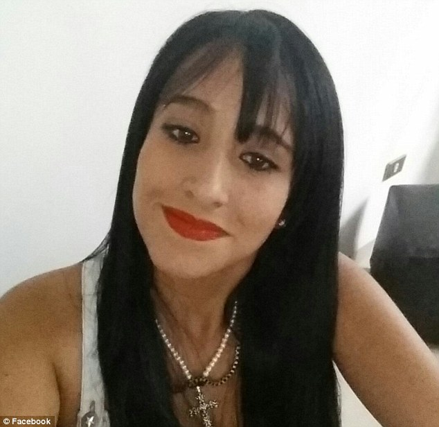 Bolivian crew members Ximena Suarez (pictured) and Erwin Tumiri are listed in stable condition in hospital and are recovering