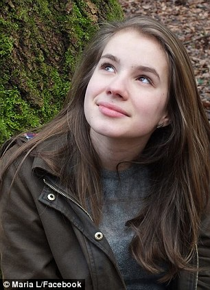 Maria Ladenburger was found dead in the university city of Freiburg, near the border with Switzerland in mid October