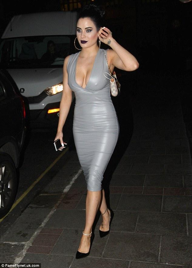 Playboy Model Carla Howe Flaunts Her Assets In A Skin