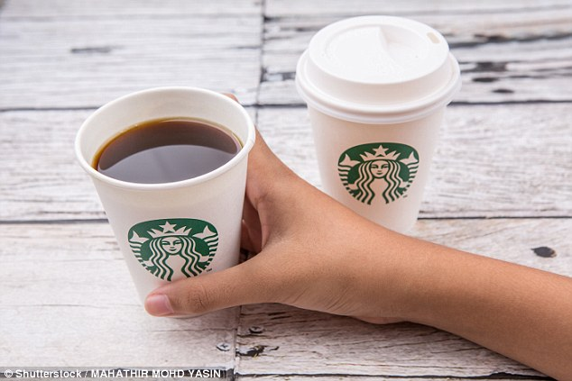 Starbucks offers its customers free refills if they order a £1.55 filter coffee from any of its branches in the UK