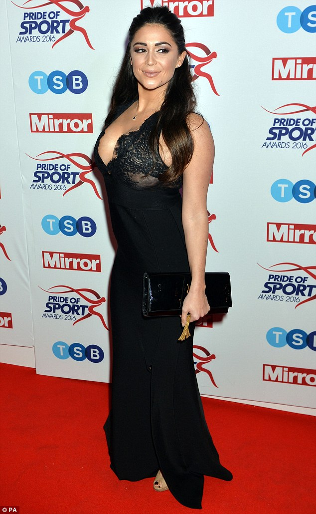 Lucy Mecklenburgh Leads The Glamour At The Pride Of Sports
