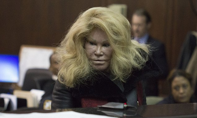 In The Dock The Bride Of Wildenstein Millionairess