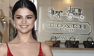Image result for Coach Confirms Its Partnership With Selena Gomez
