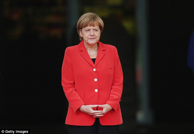 Merkel, whose popularity slumped after Germany let in 890,000 migrants last year, will seek a fourth term in office in a national election due in autumn 2017