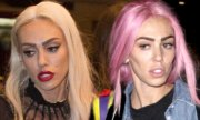 pink hair don't care petra stunt