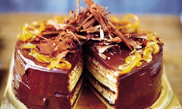 Jamie Oliver S Puddings Of Comfort Amp Joy The Jaffa Cake