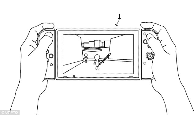 Nintendo Switch console could work with VR headset in new