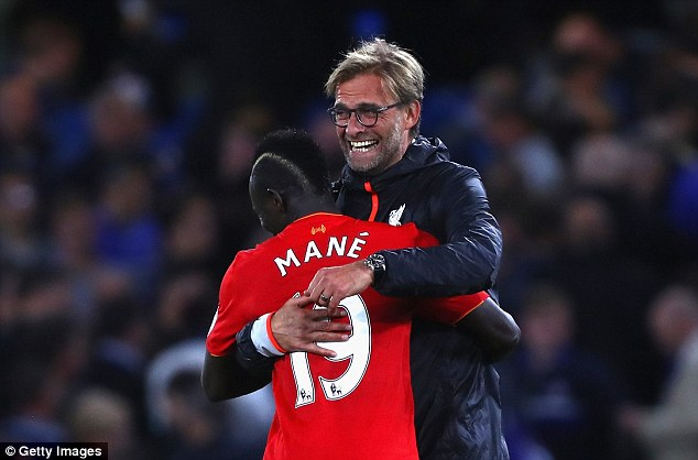 The former Manchester United target is enjoying his life under current Reds boss Jurgen Klopp