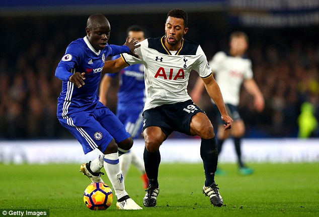 N'Golo Kante has been a revelation for Chelsea and a key factor behind their blistering form