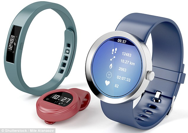 Identify theft, data leaks, discrimination from employers and increasing insurance costs are just some of the fallout predicted from the rise of wearable technology. A few different kinds of fitness tracker are shown