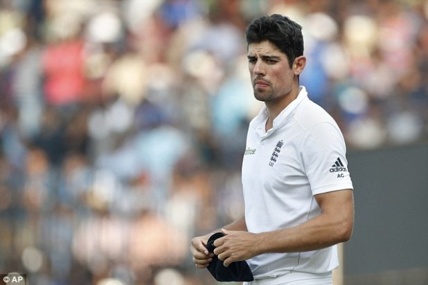 Alastair Cook has been named captain the ICC's Team of the Year despite recent struggles