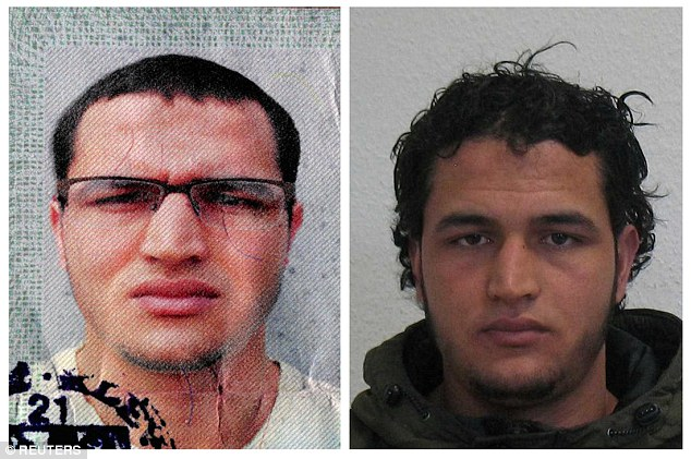Police said on Wednesday they were now on a manhunt for a new suspect, identified in German media as Tunisian Anis Amri