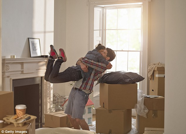 Moving fast: It can be tempting to want to blow through the honeymoon stage quickly, but doing something drastic - like moving in together - could spell disaster