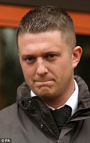 Tommy Robinson (en la foto), cuyo verdadero nombre es Stephen Yaxley-Lennon, estableció la EDL en 2009