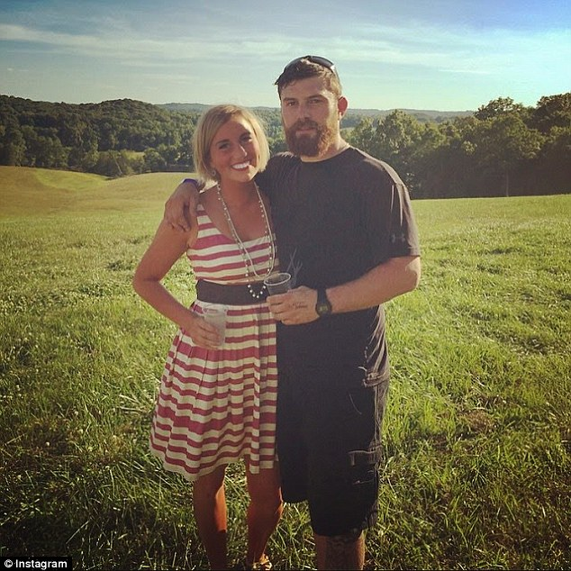 Track Palin's ex-girlfriend Jordan Loewe (pictured together) has filed for full custody of their three-month-old son Charlie Mitchell Palin