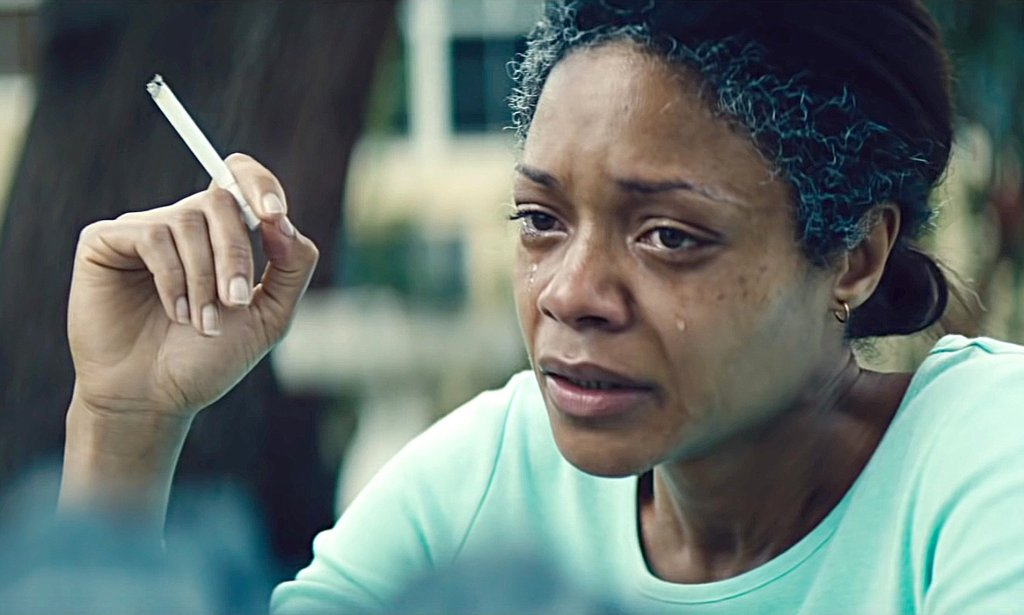 Naomie Harris puts on 15 years in three days in the role of her life for Moonlight | Daily Mail Online