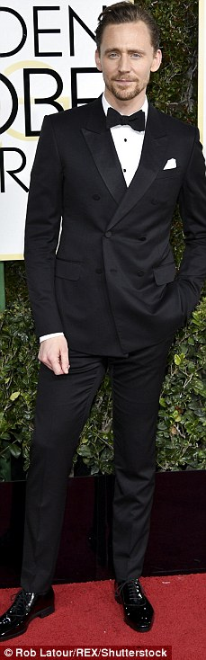 tom hiddleston golden globe