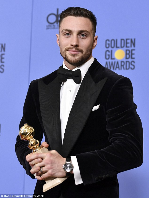 Image result for aaron taylor-johnson 2017