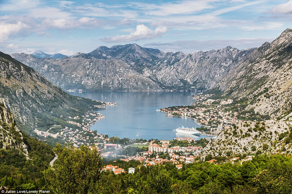 A nature lover's paradise, Montenegro has rivers, seas and slopes, ripe for exploration in mild May