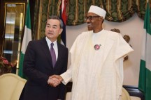 Image result for Nigeria didn't cut ties with Taiwan - President